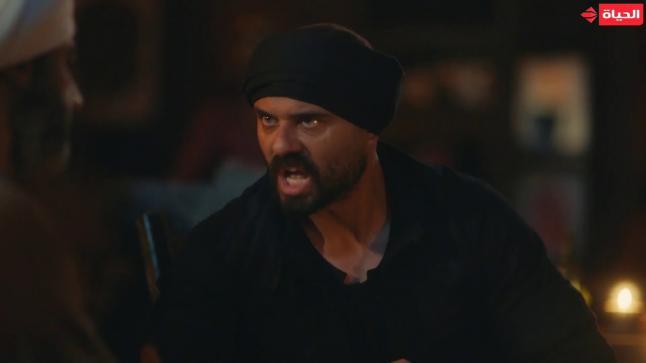 أحمد صلاح حسني يعلق على دوره في مسلسل الفتوة